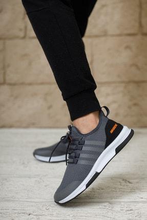 meyra'nın ayakkabıları Erkek Sneakar Füme 2