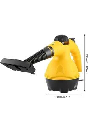 ELECTROZONE Steam Cleaner Antibakteriyel Çok Fonksiyonlu Buharlı Temizleyici Dezenfeksiyon Makinesi 1