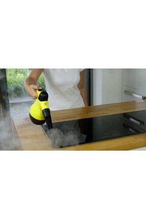 ELECTROZONE Steam Cleaner Antibakteriyel Çok Fonksiyonlu Buharlı Temizleyici Dezenfeksiyon Makinesi 4