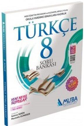 Muba Yayınları 8.sınıf Türkçe Soru Bankası 0