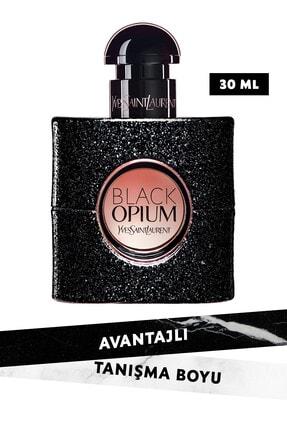 Yves Saint Laurent Black Opium Edp 30 ml Kadın Parfüm 3365440787858 0