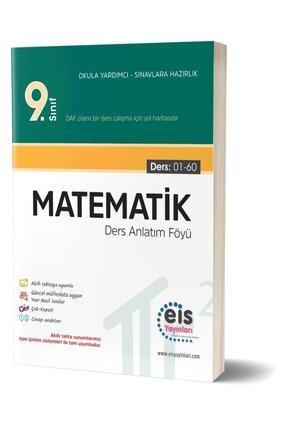 Eis Yayınları 9. Sınıf Matematik Ders Anlatım Föyü Daf 0