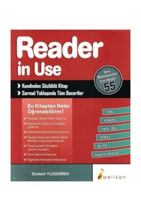 Pelikan Kitapevi Reader in Use - Ebubekir Yıldızgören 9786052268322 0