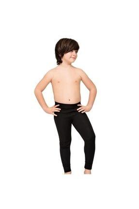 Picture of 370 Erkek Çocuk Termal Tayt Siyah