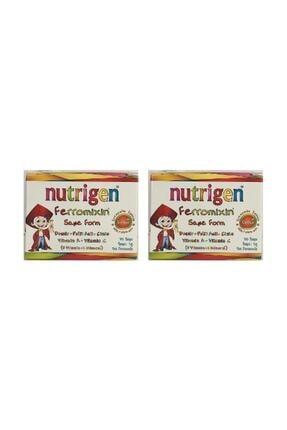 Nutrigen Nutrigen Ferromixin 30 Saşe 2 ADET SKT:01/2022 1