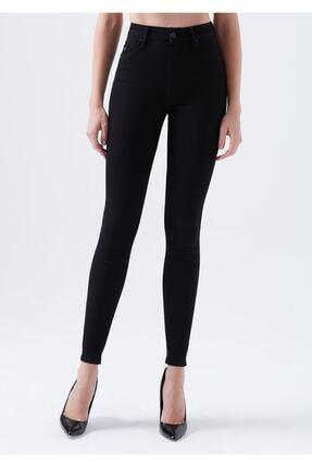 Terrenova Victoria E.x.t.r.a Black Jeans (NORMAL YÜKSEK) Pantolon Solmaz Siyah Jeans(TOPARLAYICI) 4