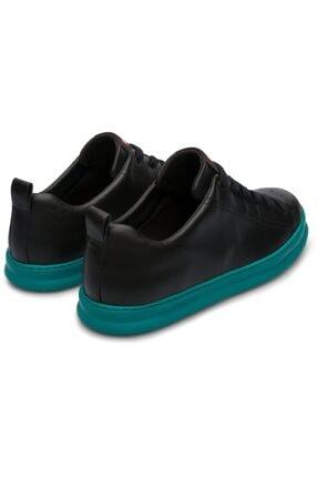 CAMPER Erkek Siyah  Runner Four Sneaker Black 3