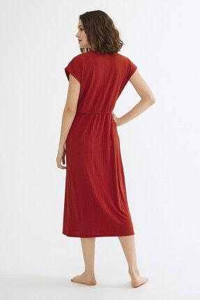Penti Kadın Turuncu Spargi Elbise 3