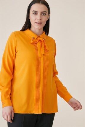 Gömlek-oranj Tk-u7916-25 resmi
