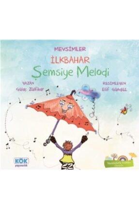 Mevsimler Ilkbahar Şemsiye Melodi 9789754996302