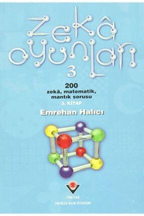 Tübitak Yayınları Zeka Oyunları 3 0