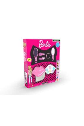Uçar Barbie Oyuncak Dudak Makyaj Seti 0