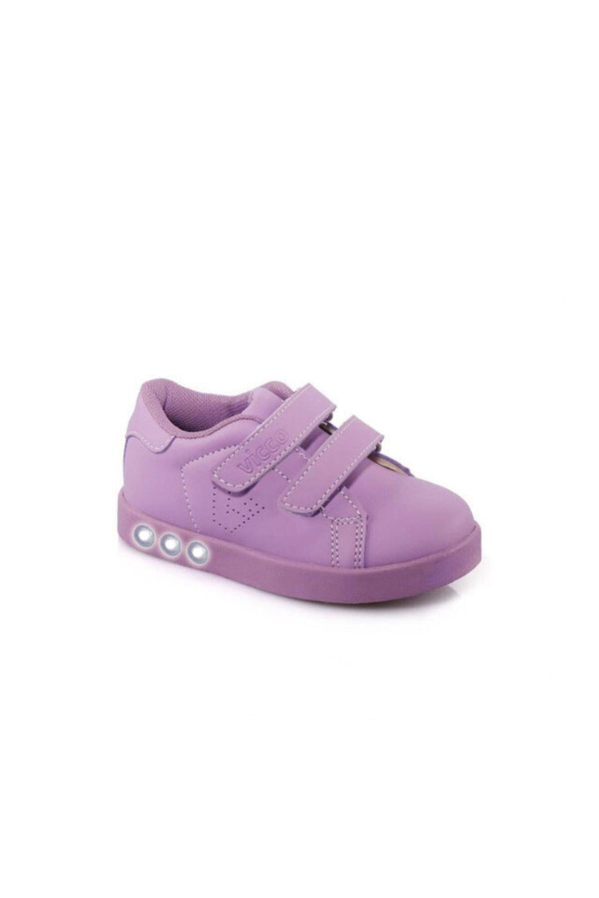 Oyo Lila Kız Bebek Spor Ayakkabı