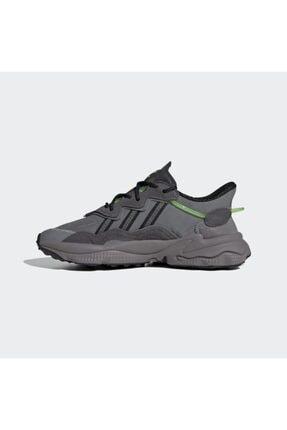 adidas Kadın Spor Ayakkabı Gri Ozweego Fx5186 2