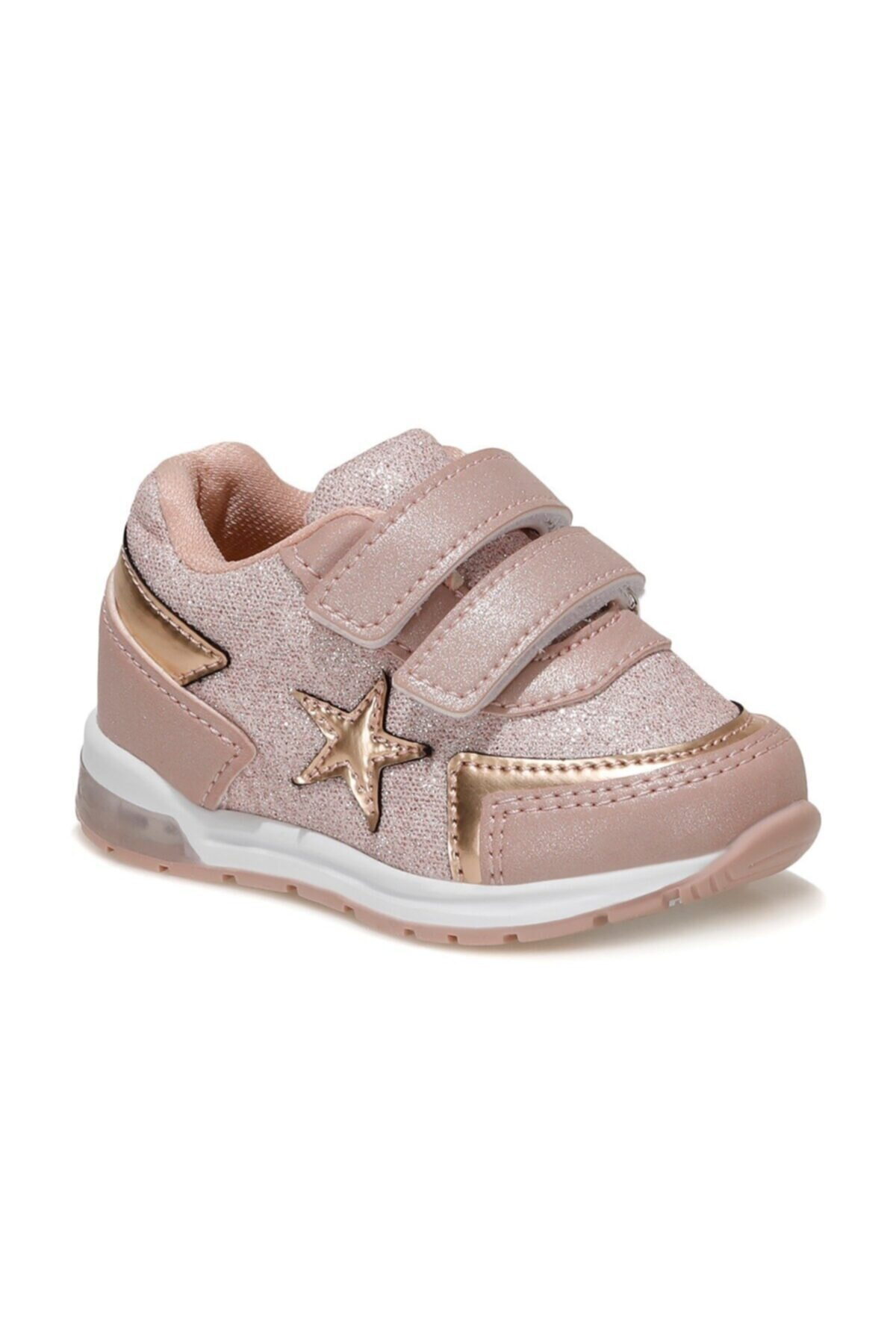 STAR 1FX Pudra Kız Çocuk Spor Ayakkabı 100696291