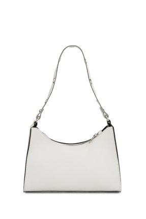 Housebags Kadın Beyaz Baguette Çanta 195 2