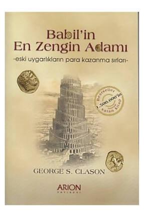 Arion Yayınevi Babil'in En Zengin Adamı 0