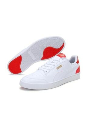 Puma SHUFFLE Beyaz Erkek Sneaker Ayakkabı 101085433 1