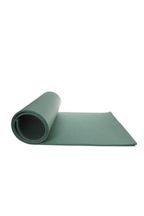 Walke 10 Mm Pilates Matı Yoga Matı Kamp Matı Yeşil Boy 180 Cm En 61 Cm Kalınlık 2