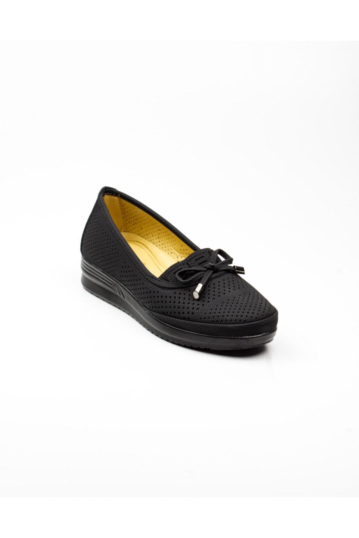 161692.Z1FX Siyah Kadın Basic Comfort 100988237