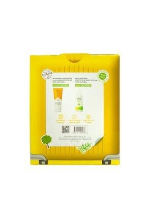 INCIA %100 Doğal Bebek Güneş + Koruyucu Vücut Losyonu 100 ml 2