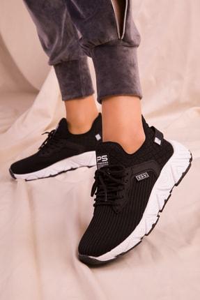 Soho Exclusive Siyah Kadın Sneaker 15772 2