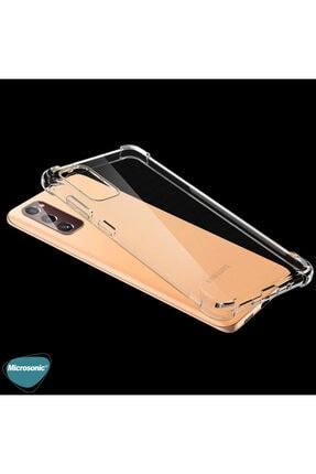 Samsung Microsonic Galaxy S20 Fe Kılıf Shock Absorbing Şeffaf 2