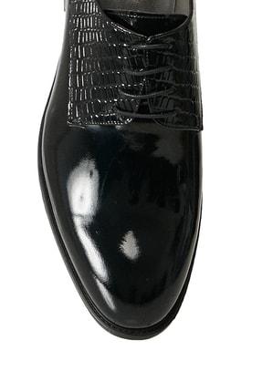 Altınyıldız Classics Erkek Siyah Klasik Rugan Ayakkabı 3