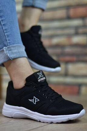 XStep Unisex Siyah Spor Ayakkabı 3