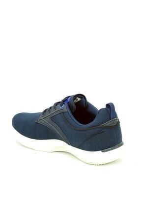 Lotto Erkek Spor Ayakkabısı - Floric Lacivert Bej  - S5021 2