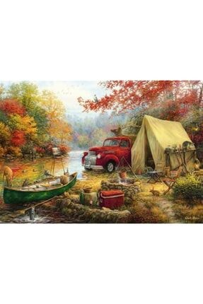 Anatolian Puzzle Anatoli?an Kamp Arkadaşları 1500 Parça Puzzle 4540 60x85 0