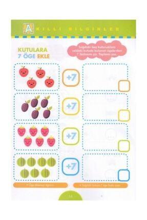 Çocuk Gezegeni 1. Sınıflar Için Pratik Matematik Serisi 6 Kitap - Meb Müfredatın 3