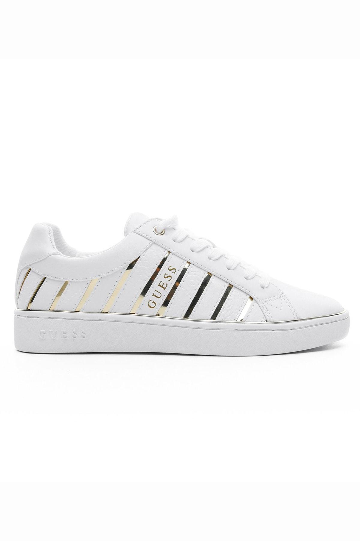 Bolier Beyaz-dore Kadın Sneaker