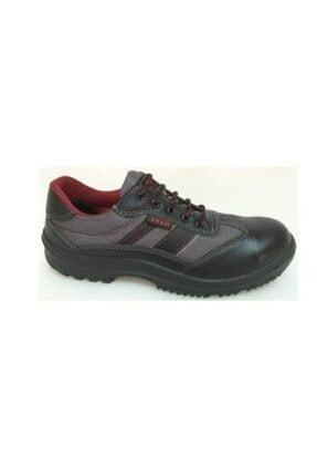 Erkek Siyah İş Ayakkabısı YEŞİL WİNDY S1