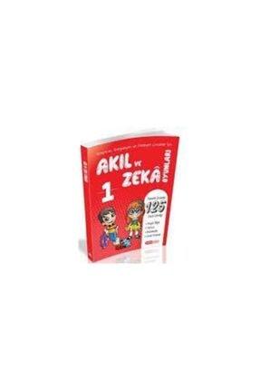Kırmızı Beyaz Yayınları Akıl Ve Zeka Oyunları Ve Bir Başkadır Okuduğunu Anlama Set 1.sınıf 2 Kitap 0