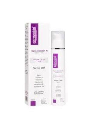 Dermoskin Topicalbiotin N Vitamin Kremi 50 Ml - Normal Cilt 1