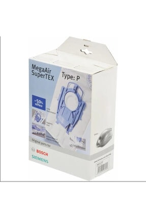 Bosch Ergomaxx P Tipi Toz Torbası 0