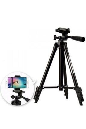 Appa 102 Cm Kaliteli Profesyonel Kamera Telefon Tripod Tf-3120 0