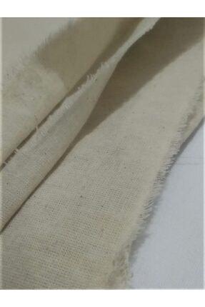 Elbasan Tekstil Amerikan Bezi Ham Bez Naturel Bej 1
