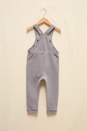 LC Waikiki Erkek Bebek Gri Qz5 Pantolon 0