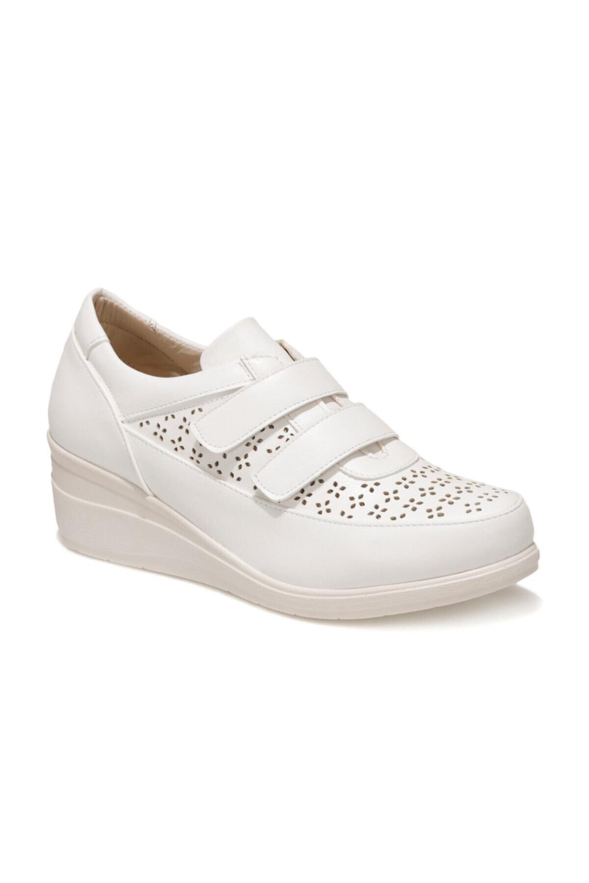 161667.Z1FX Beyaz Kadın Basic Comfort 100985632