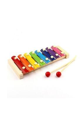 Wooden Toys Ahşap Ksilafon 0