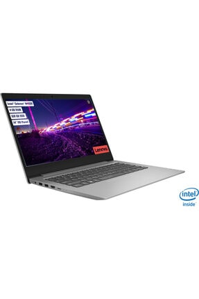 """LENOVO Ideapad Intel Celeron N4020 4gb 128gb Ssd Freedos 14"""" Hd Taşınabilir Bilgisayar 81vu006stx 3"""