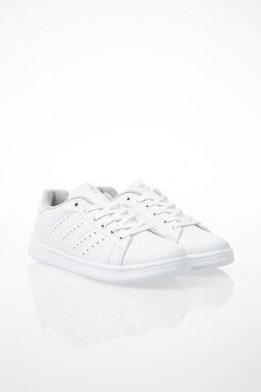 Pierre Cardin Kadın Günlük Spor Ayakkabı-Beyaz PCS-10144 2