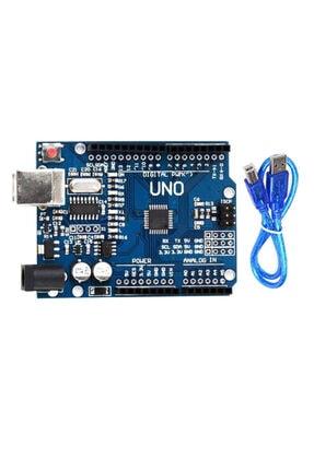 Arduino Uno 4wd Rover Araba Seti - Robotik Kodlama Başlangıç Paketi 1
