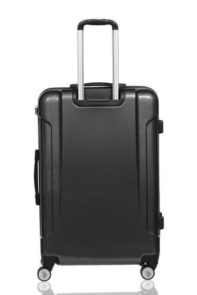 US Polo Assn Plvlz8061a Gri Unisex Büyük Boy Bavul 2