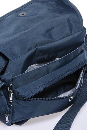 Smart Bags Smb1172-0033 Lacivert Kadın Çapraz Çanta 3