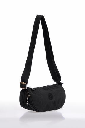 Smart Bags Smb3026-0001 Siyah Kadın Çapraz Çanta 1