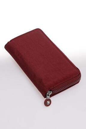 Smart Bags Smb3034-0021 Bordo Kadın Cüzdan 1