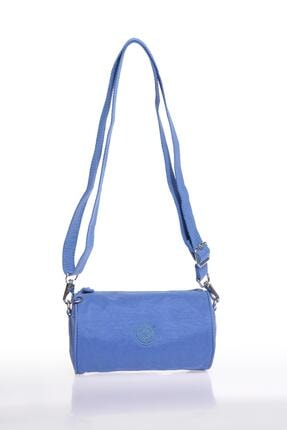 Smart Bags Smb3025-0031 Mavi Kadın Çapraz Çanta 0